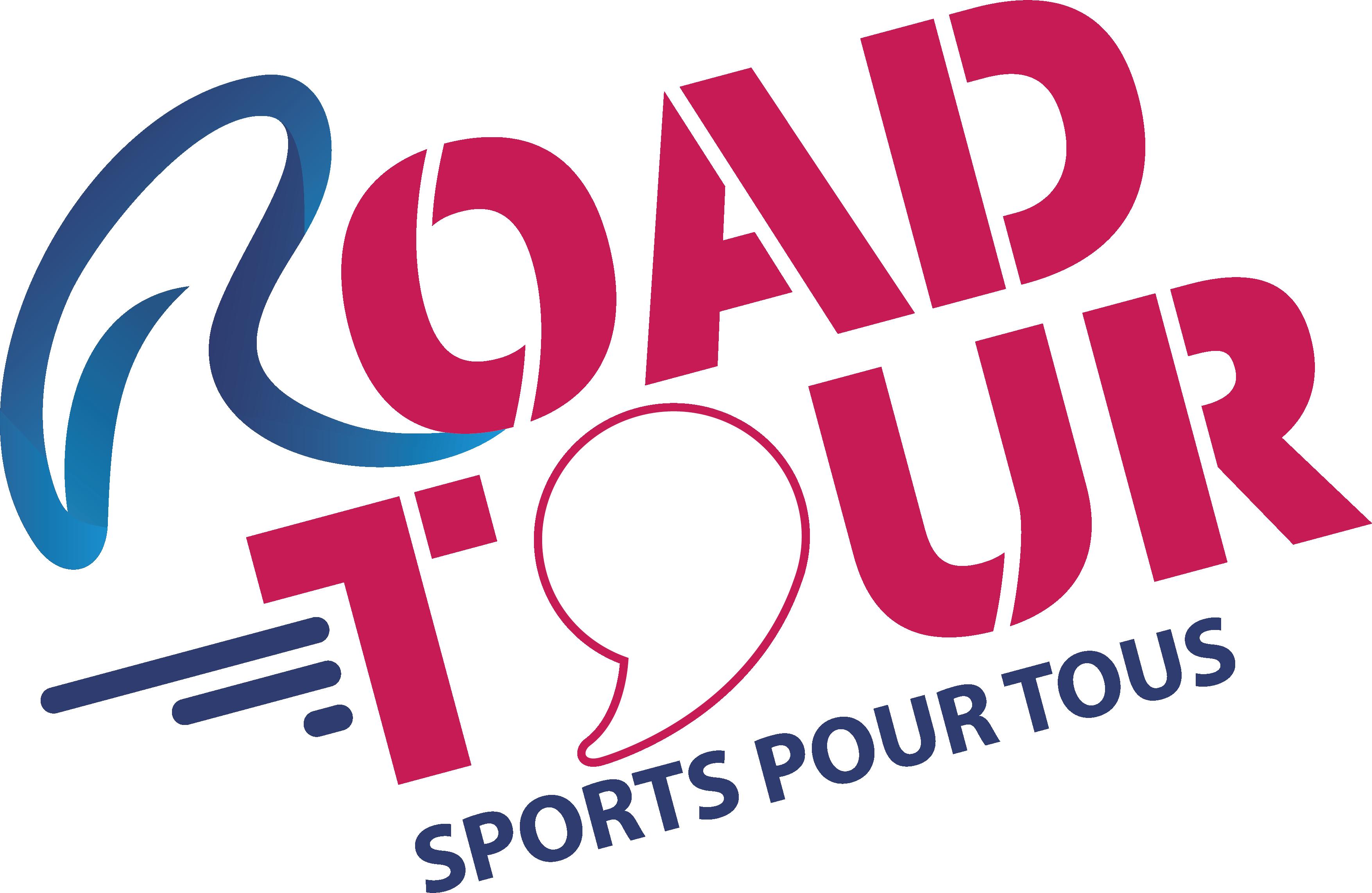 Photo d'un logo 'Road Tour, Sports Pour Tous'